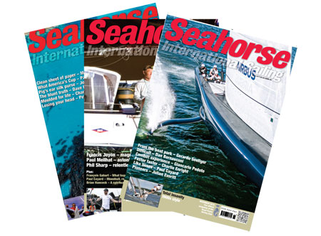 Subscribe to Seahorse Print magazine